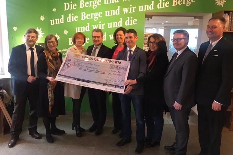 Prominente Runde bayerischer Landespolitiker