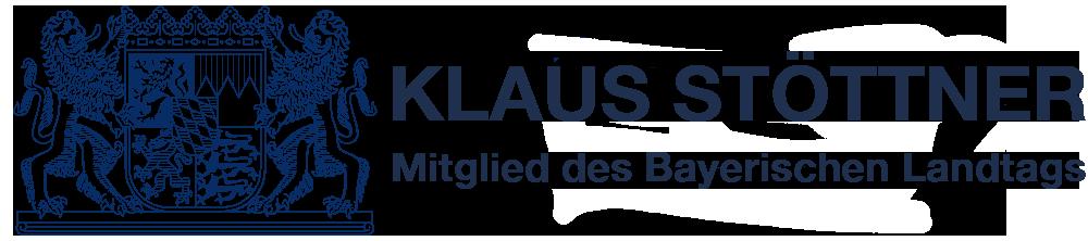 Klaus Stöttner - Landtagsabgeordneter für Rosenheim