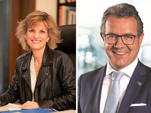 Daniela Ludwig, MdB und Klaus Stöttner, MdL: Rekordsumme für die Region Rosenheim