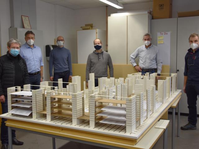 Planungen zum Technologiepark und Studierendenzentrum der Technischen Hochschule Rosenheim kommen voran