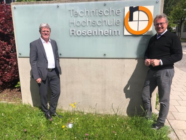 Interview mit Klaus Stöttner: Was die Hightech Agenda Bayern für die TH Rosenheim bedeutet